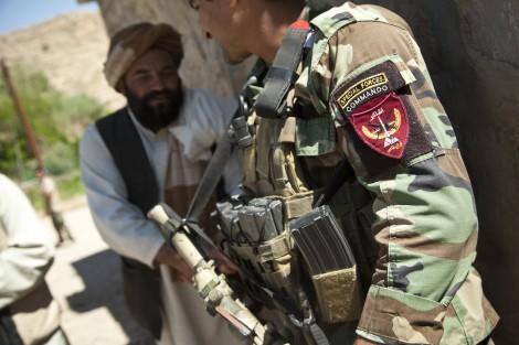 40% des armes fournies par les USA à Afghanistan ont disparu