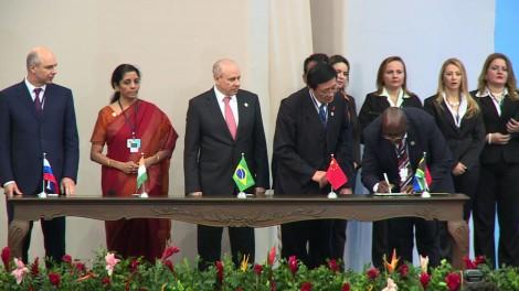 Banque de développement pour les BRICS: la nouvelle mondialisation RITVTexte