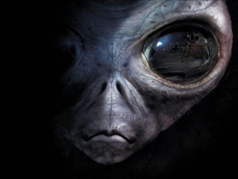 Les extraterrestres et leur «pollution»