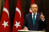Policiers turcs arrêtés par Erdogan
