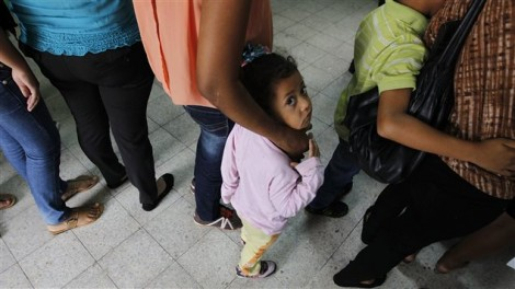 Statut de réfugiés pour les mineurs du Honduras