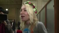 Procès des Femen : une justice antichrétienne RITVTexte