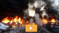 Août 2014: le film catastrophe d'un été meurtrier