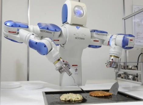 Les robots menacent l'emploi