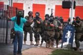 La police pète-t-elle un câble à Ferguson?