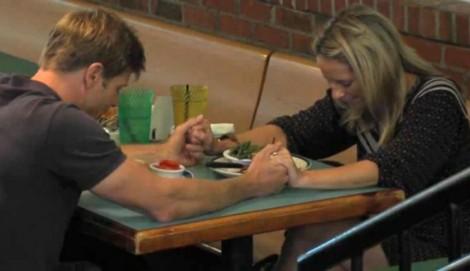 Proces restaurant Etats-Unis benedicite