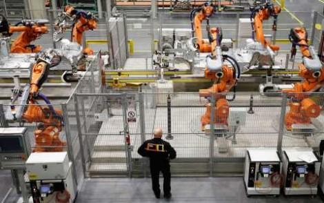 Robots Travailleurs