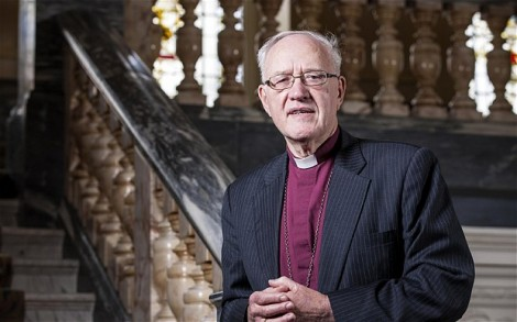 archeveque de Cantorbury Islam radical Humaniste