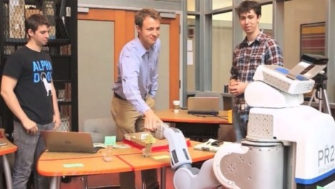 ommes commandes robots