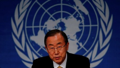 paix gaza Ban Ki-moon