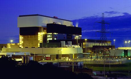 EDF met à l'arrêt quatre réacteurs nucléaires au Royaume-Uni