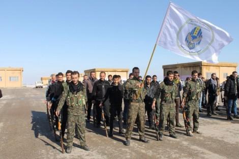 Chrétiens Irak milices