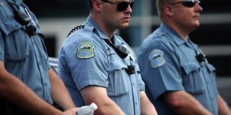 Justice police ferguson