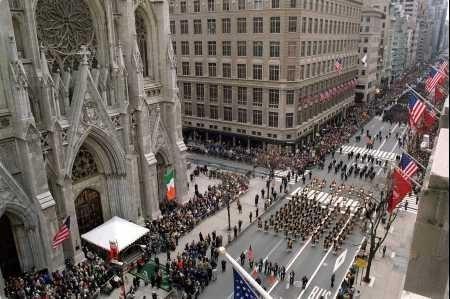 LGBT Saint Patrick New-York