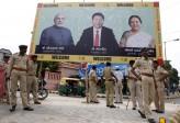 Le président chinois en Inde avec de grandes visées économiques