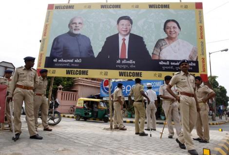 Le-president-chinois-en-Inde-avec-de-grandes-visees-economiques