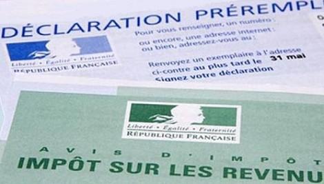 Le regime des impots analyse dans les pays de l'OCDE, la France derniere