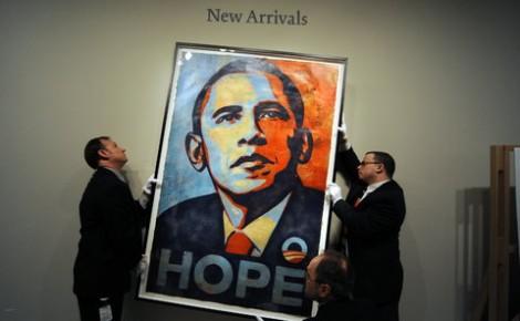 Obama vote souffrent