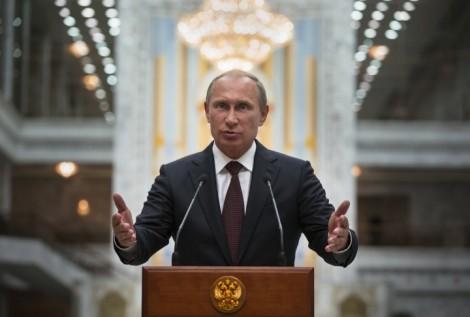 Poutine : Si je veux, je prends Kiev en deux semaines