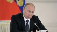 Poutine accuse l'Ouest de violer les principes de l'OMC