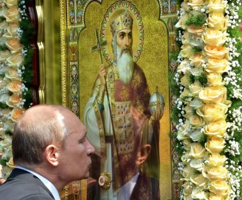 Poutine defenseur Chretiens