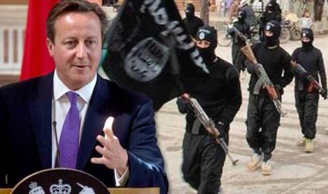 Royaume-Uni frappe Etat islamique