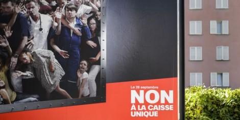 Suisse refus assurance-maladie public