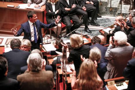 Valls suppression premiere tranche impot sur le revenu