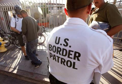 immigres clandestins Etats-Unis