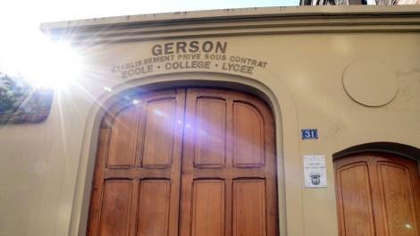 polemique lycee Gerson