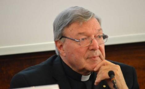 Cardinal Pell pape Francois inhabituel
