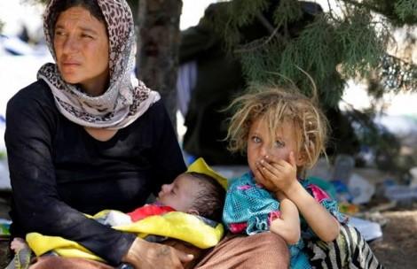 Etat islamique génocide Yézidis