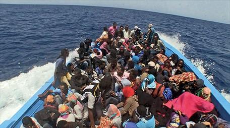 Europe gerer flux migratoires