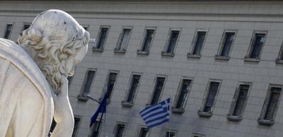 Geste banque centrale européenne Grèce