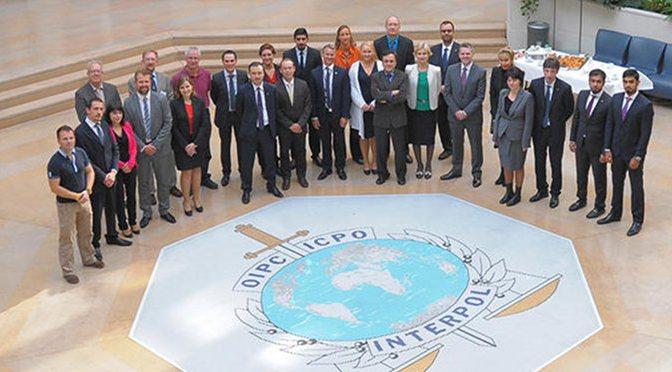 Interpol système international reconnaissance faciale