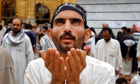 Irakiens musulmans charia