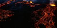 Islande: le volcan Holubraun plus polluant que toute l'Europe!