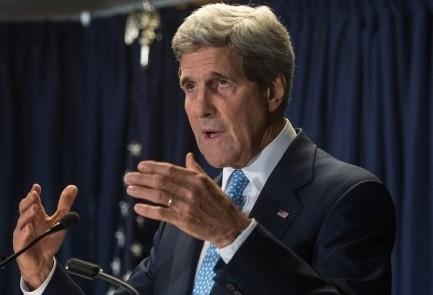 Kerry Israël Etat Islamique