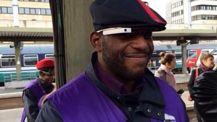 La SNCF équipe ses contrôleurs de Google Glass