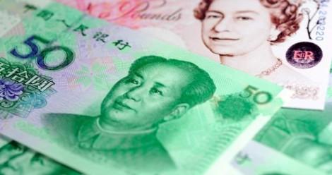 Royaume Uni emprunt yuan monnaie reserve internationale