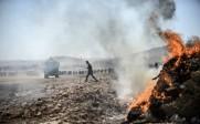 Syrie: Kurdes contre djihadistes