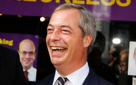 UKIP Conservateurs Royaume Uni Referendum