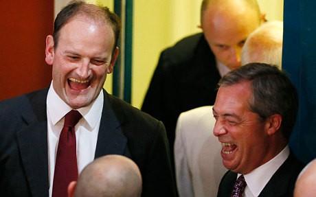 UKIP Europhobe Député