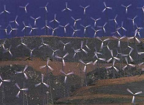 Une pétition contre l'installation d'éoliennes