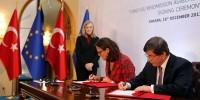 Entrée en vigueur de l'accord de réadmission entre la Turquie et l'Union européenne