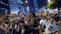 Les manifestations de Hong-Kong étaient prévues depuis janvier 2013!