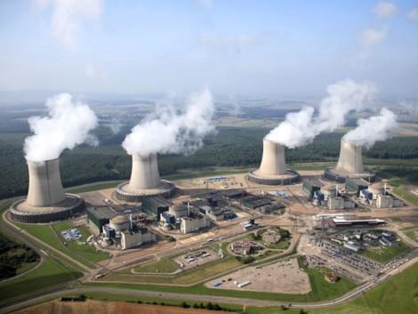 politique énergétique nucléaire effet de serre