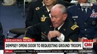 USA: des alliés arabes financent l'EI selon le chef d'état-major