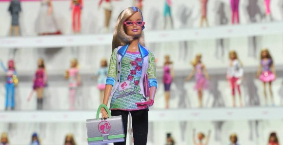 Barbie Informatique Mattel Excuses