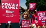 Un Britannique sur dix approuverait une récompense pour le suicide assisté